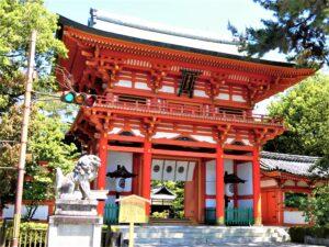 京都 今宮神社 十六社