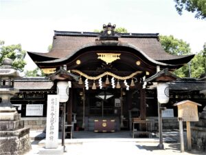 京都 藤森神社 刀剣 十六社