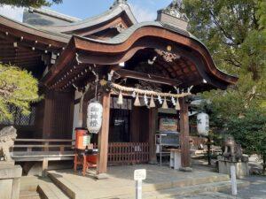 京都 熊野神社 十六社