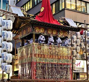京都 祇園祭 月鉾