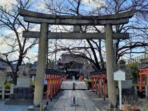 京都 十六社 六孫王神社