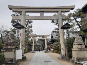 京都 西院 春日神社