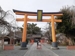 京都 平野神社