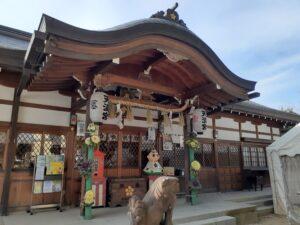 京都 吉祥院天満宮