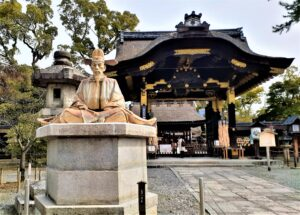 京都 豊国神社 十六社 刀剣