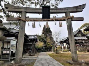 京都 新熊野神社 十六社