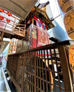 京都 祇園祭 長刀鉾
