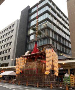 京都 長刀鉾